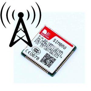 پیام - GSM - sim800- sim900 -میکروکنترلر - ماژول- sim808 - sim900a - sim800L- sim800C - GSM - GPRS- GPS - رجیستر