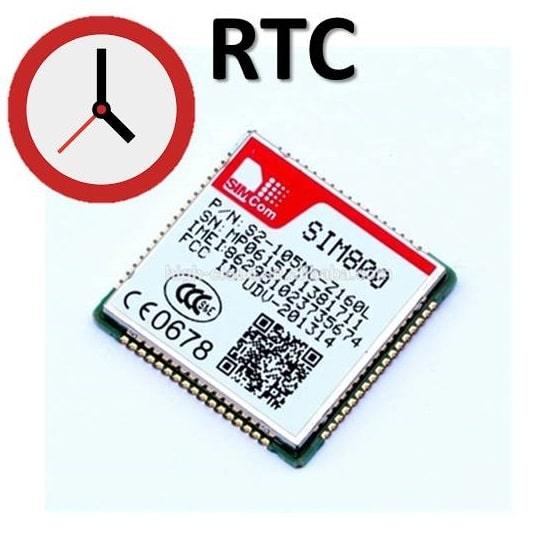 GSM-GPRS-GPS-RTC-SIM808-SIM800c-SIM800l_sim900A-ساعت-تاریخ
